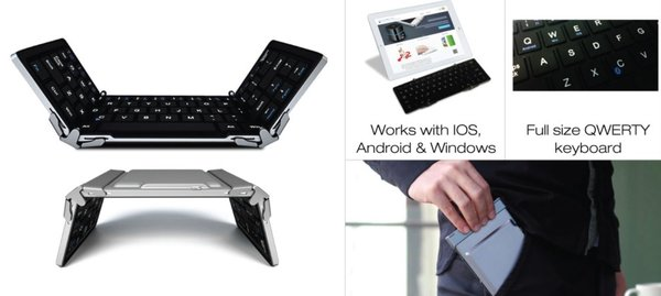 CLAVIER BLUETOOTH PORTABLE
